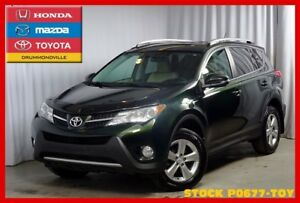 2013 Toyota RAV4 XLE !! TOIT OUVRANT !! MAGS / SIEGES CHAUFFANTS