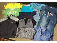 Boys clothes bundle aged 4-5