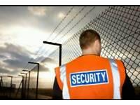 Security job