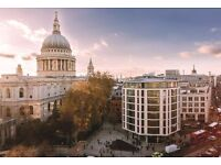 Office Space To Rent - Octagon Point, St Pauls, London - EC2V