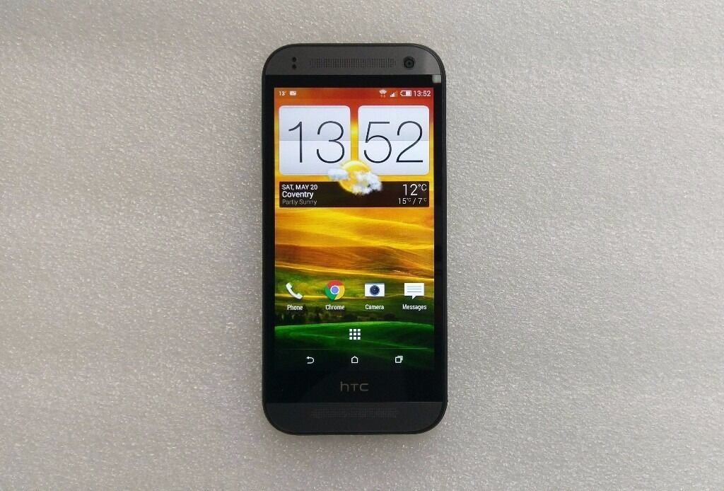 HTC ONE MINI 2 UNLOCKED WITH RECEIPTin Coventry, West MidlandsGumtree - HTC ONE MINI 2 UNLOCKED, OPEN TO ALL NETWORKS LIGHT COSMETIC MARKS TO FRONT AND BACK COLLECTION FROM QUINTON PARK IN CHEYLESMORE, CV3 5HZ RECEIPT WILL BE PROVIDED TEL 02476 501446 MANY THANKS