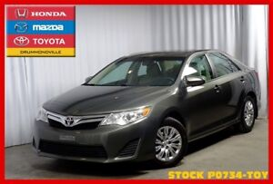 2012 Toyota Camry LE / CAMERA RECUL