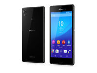 Sony Xperia M4 + Glass protector + gel case on O2 network - EXCELLENT CONDITION