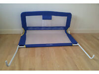 Tomy child bed guard