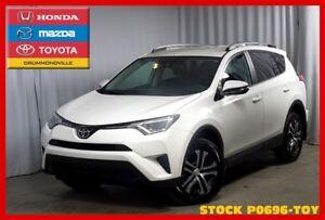 2017 Toyota RAV4 LE AWD! DÉMO !! CAMERA RECUL/6000$ RABAIS