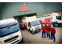 LGV Driver/ Warehouse Operator - Up to £11.50 per hour - McMullen& Son's - Hertford - Hertfordshire