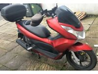 Excelent condition Honda PCX for sale