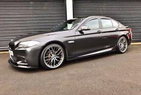 2011 BMW 520D M SPORT GUNMETAL GREY *M PERFORMANCE KIT* F10 NOT 320D AUDI A3 A4 A5 A6 C220 AMG A7
