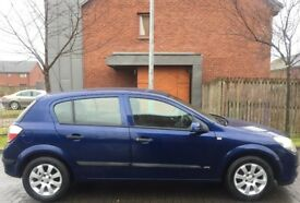 VAUXHALL ASTRA LIFE 1.4CC++5 DRS HATCHBACK**S/H** EXCELLENT CONDITION