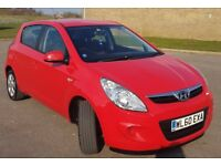 Hundai i20 /2010/1.4 crdi/£20 tax par year
