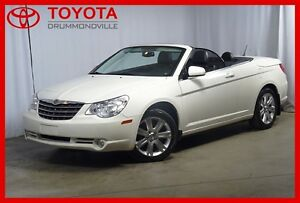 2010 Chrysler Sebring CONVERTIBLE/CUIR