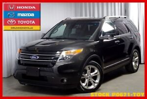 2015 Ford Explorer Limited/CUIR/TOIT/NAVIGATION/4X4