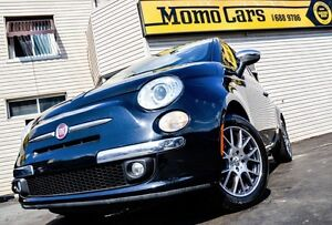 2012 Fiat 500 Lounge! 4 Cyl 1.4L+A/C+USB/Aux! ONLY $99/bi-weekly