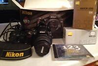 Nikon D40 with F-S DX Nikkor 18-55mm 13.5-5.6G ED II zoom lens