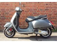 Vespa GTS Super Sport 300 Mint Condition Only 1mile