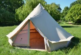 5 metre Ultimate PRO Bell Tent - Brand new, box not opened. £180 off RRP.