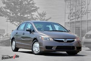 2009 civic air bas km