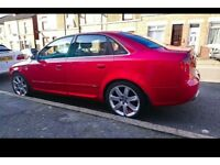 Audi A4 2.0 tdi 140 s-line auto diesel (sunroof Android auto)