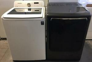 EZ APPLIANCE SAMSUNG LAUNDRY SET $999 FREE DELIVERY 403-969-6797