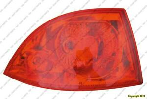 Tail Light Driver Side High Quality Buick Lucerne 2006-2011