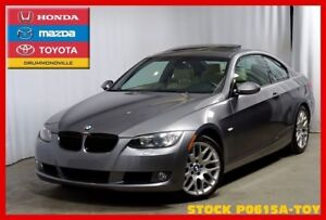 2009 BMW 328 i xDrive/ Mags 18/ Toit ouvrant