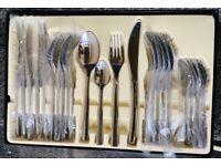 24 pcs cutlery set