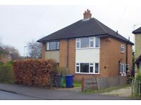 Refurbished 3 bed UNFURNISHED house near Science and Business Parks available for couples or sharers