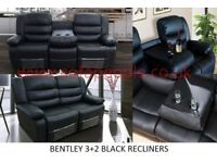 corner sofa or 3+2 sofas, leather and fabric, many sofas beds tv bed, call now for fast delivery