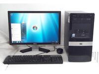 "Gaming PC + 1GB GTX 560 + 12 Games (i5, Fortnite, GTA 5, WIFI, 20"" Monitor, K/M, Nvidia, Mining, i7)"