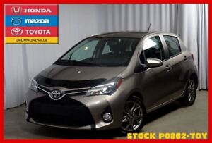 2015 Toyota Yaris SE/MAGS/MANUELLE/BAS KM