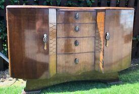 Art Deco 1920's Sideboard