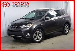 2013 Toyota RAV4 XLE/AWD/GPS/TOIT