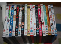 Assorted DVDs 12+ ~ Bend it Like Beckham, Inception, P.S. I Love You, The Tourist, and more