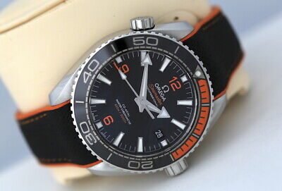 Omega Seamaster Planet Ocean 44mm Co-Axial Automatic Chronometer Watch (2017)