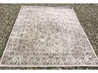 Imperial Biege rug 160cmx230cms (Dunelm) like new