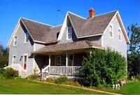 West Point PEI cottage rental