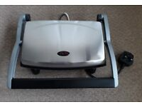 John Lewis Sandwich and Panini Maker - Used - Good Condition
