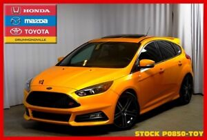 2016 Ford Focus ST!! TURBO + CUIR+ NAVIGATION