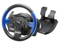Thrustmaster T150 Force Feedback Wheel 1080 ° to force feedback for PS4, PS3 and PC Compatible