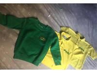LIttlebugs nursery uniform bundle