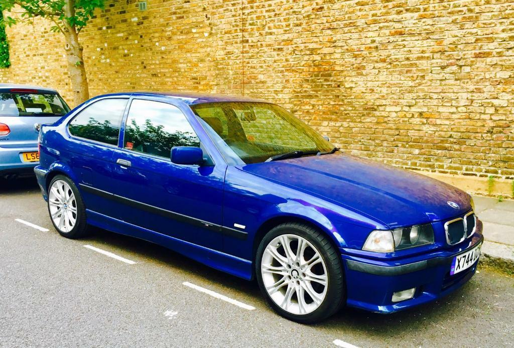 2000 bmw 318ti m sport compact rare in hammersmith. Black Bedroom Furniture Sets. Home Design Ideas