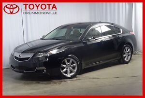 2012 Acura TL CUIR/TOIT OUVRANT/MAGS