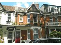 Roberts are pleased to offer this second floor two room furnished flat