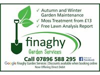Finaghy Garden Services : Autumn Winter Services