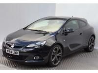 Vauxhall Astra GTC LIMITED EDITION S/S (black) 2014-09-11