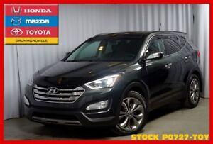 2013 Hyundai Santa Fe Sport 2.0T Limited/CUIR/TRES BAS KM