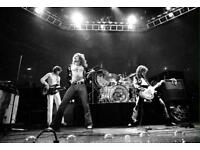 Bassist, Singer and Drummer wanted for classic rock band