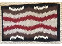 1930's Vintage Navajo Rug