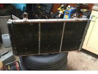 SAAB 900 Radiator in good used condition