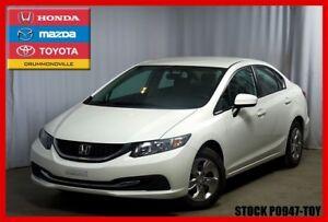 2014 Honda Civic LX / BLUETOOTH / SIEGES CHAUFFANTS